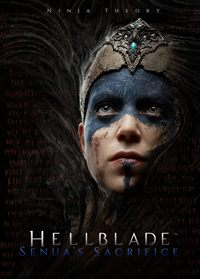 Game Hellblade: Senua's Sacrifice (PS4) Cover