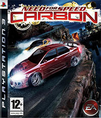 Need for Speed Carbon (2006) PS3 - P2P
