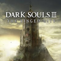 Game Dark Souls III: The Ringed City (PS4) Cover