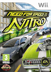 Gra Need for Speed: Nitro (Wii)