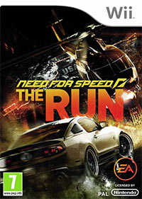 Game Need for Speed: The Run (PC) Cover