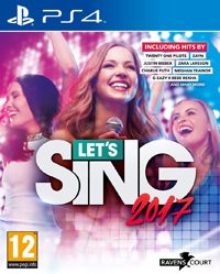 Game Let's Sing 2017 (XONE) Cover