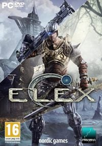 Game Elex (PC) Cover