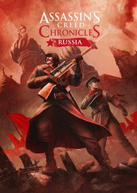 Assassin's Creed Chronicles: Russia Game Box