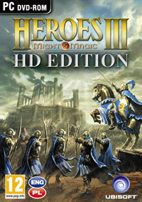 Heroes of Might & Magic III: HD Edition Game Box
