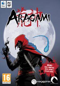 Game Aragami (PS4) Cover