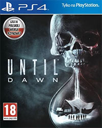 Okładka Until Dawn (PS4)