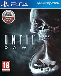 Until Dawn Game Box