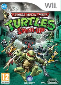 Teenage Mutant Ninja Turtles Smash-Up Game Box