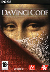 Game The Da Vinci Code (PC) Cover