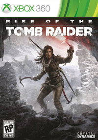 Game Rise of the Tomb Raider (XONE) Cover