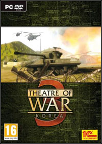 Theatre of War 3: Korea Game Box