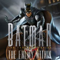 Game Batman: The Telltale Series - The Enemy Within (PC) Cover