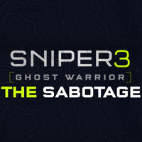 Game Sniper: Ghost Warrior 3 - The Sabotage (XONE) Cover