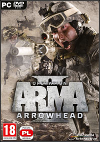 Okładka ArmA II: Operation Arrowhead (PC)