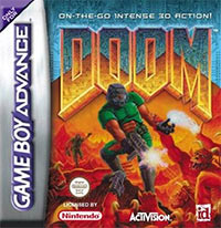 Game Doom (1993) (PC) Cover