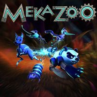 Mekazoo Game Box