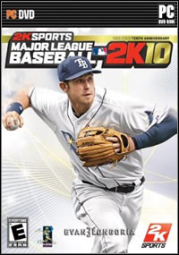 Game Major League Baseball 2K10 (Wii) Cover