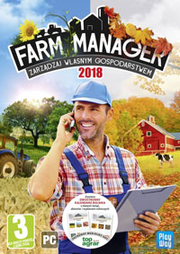 Farm Manager 2018 Game Box