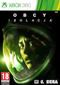 Gra Alien: Isolation (XBOX 360)
