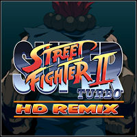 Okładka Super Street Fighter II Turbo HD Remix (PS3)