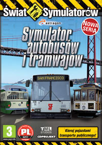 Gra Bus Cablecar Simulator: San Francisco (PC)