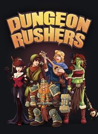 Dungeon Rushers Game Box