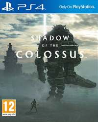 Shadow of the Colossus Game Box