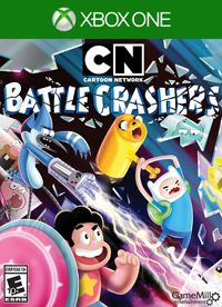 Game Cartoon Network: Battle Crashers (PS4) Cover