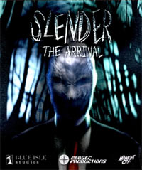 Okładka Slender: The Arrival (PC)