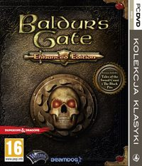 Baldur's Gate: Enhanced Edition ok�adka