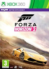 Forza Horizon 2 Game Box