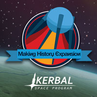 Okładka Kerbal Space Program: Making History Expansion (PC)