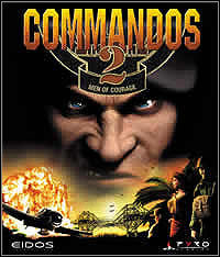 Gra Commandos 2: Men of Courage (PC)