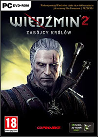 Okładka The Witcher 2: Assassins of Kings (PC)