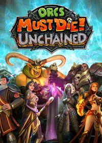 Game Orcs Must Die! Unchained (PS4) Cover