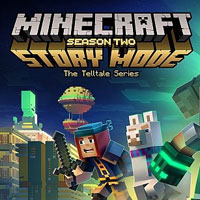 Okładka Minecraft: Story Mode - A Telltale Games Series - Season 2 (PC)