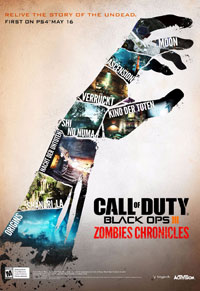 Game Call of Duty: Black Ops III - Zombies Chronicles (XONE) Cover