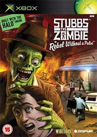 Game Stubbs the Zombie in Rebel Without a Pulse (PC) Cover