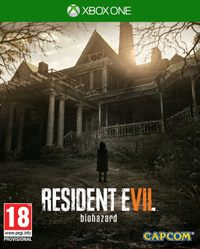 Game Resident Evil VII: Biohazard (PS4) Cover