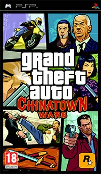 Game Grand Theft Auto: Chinatown Wars (NDS) Cover