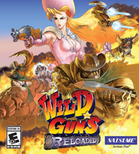 Game Wild Guns: Reloaded (PS4) Cover