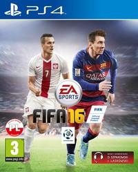 Gra FIFA 16 (PS4)