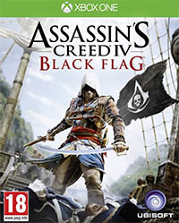 Okładka Assassin's Creed IV: Black Flag (XONE)