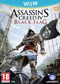 Game Assassin's Creed IV: Black Flag (X360) Cover