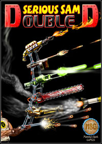 Game Serious Sam Double D (X360) Cover
