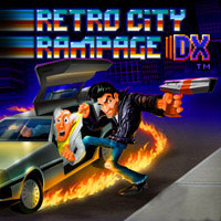 Game Retro City Rampage: DX (3DS) Cover