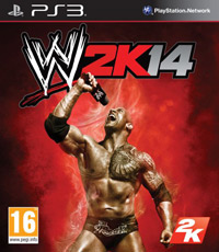 Game WWE 2K14 (X360) Cover