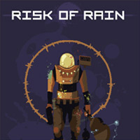 Game Risk of Rain (PC) Cover