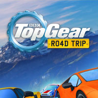 Okładka Top Gear: Road Trip (iOS)